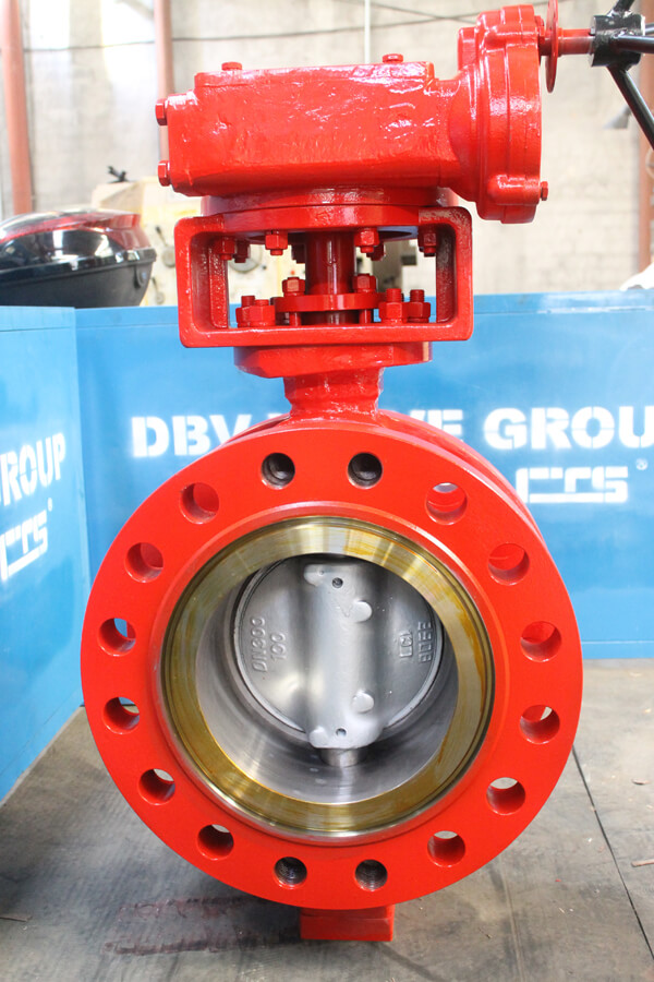LC1 Butterfly Valve