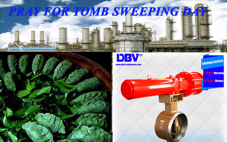 DBV celebrates Tomb Sweeping Holiday