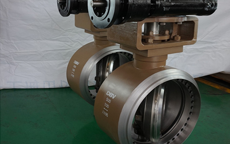 How to solve the leaking problem as the wholly metal to metal seat butterfly valves