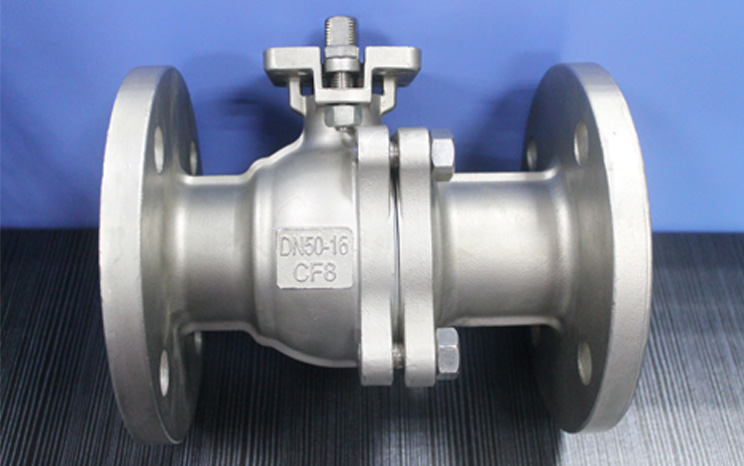 The Advantages of Two Pieces Ball Valve