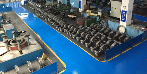 Butterfly Valve Factory