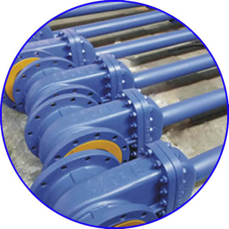 Industrial Bellow Gate Valve