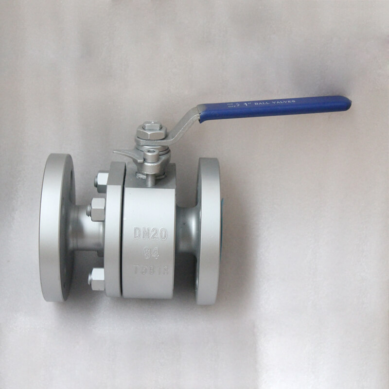 Lever Floating Casting Ball Valve