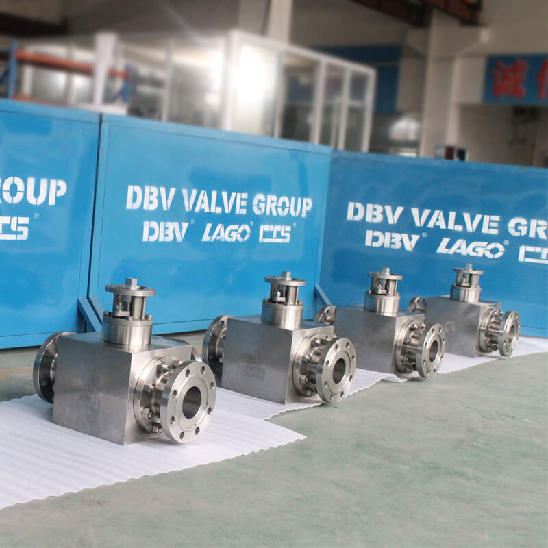 3 pieces ball valve factory in china