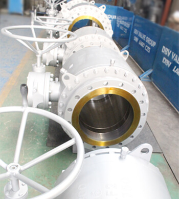 Trunnion Ball Valve Ball