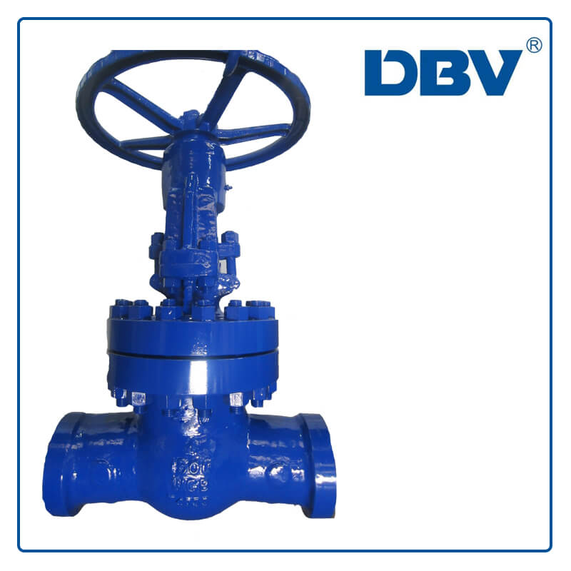 WCB Welded Gate Valve