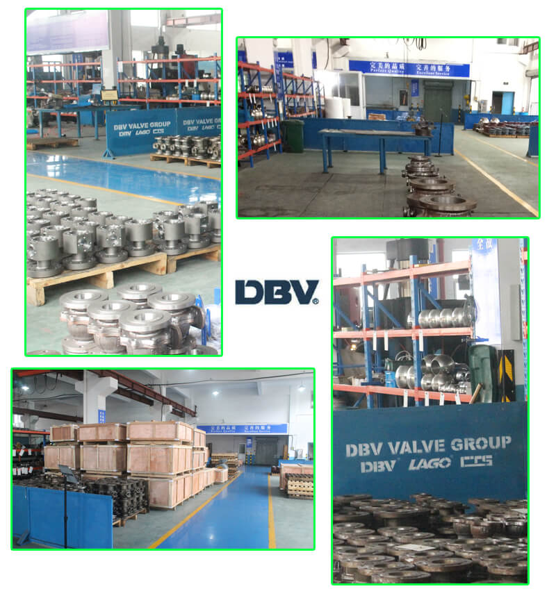 Ball Valve Factory Overview