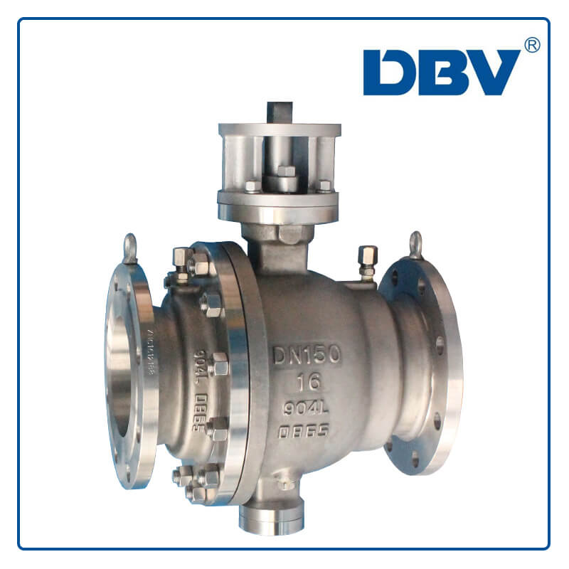 API Trunnion/Fixed Full Bore Ball valve