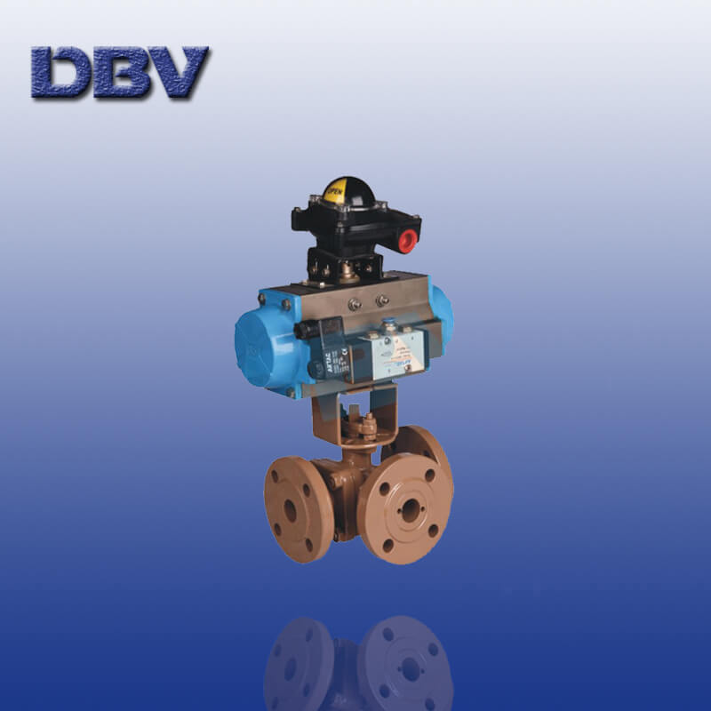 3way Ball Valves,Three way Ball Valves