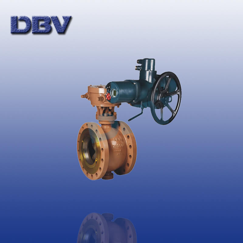 V type Ball Valves