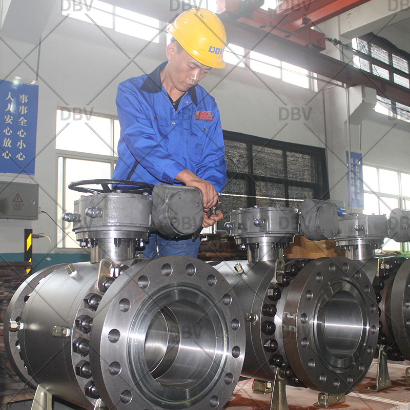 3 PC type ball valve manufacturer in China