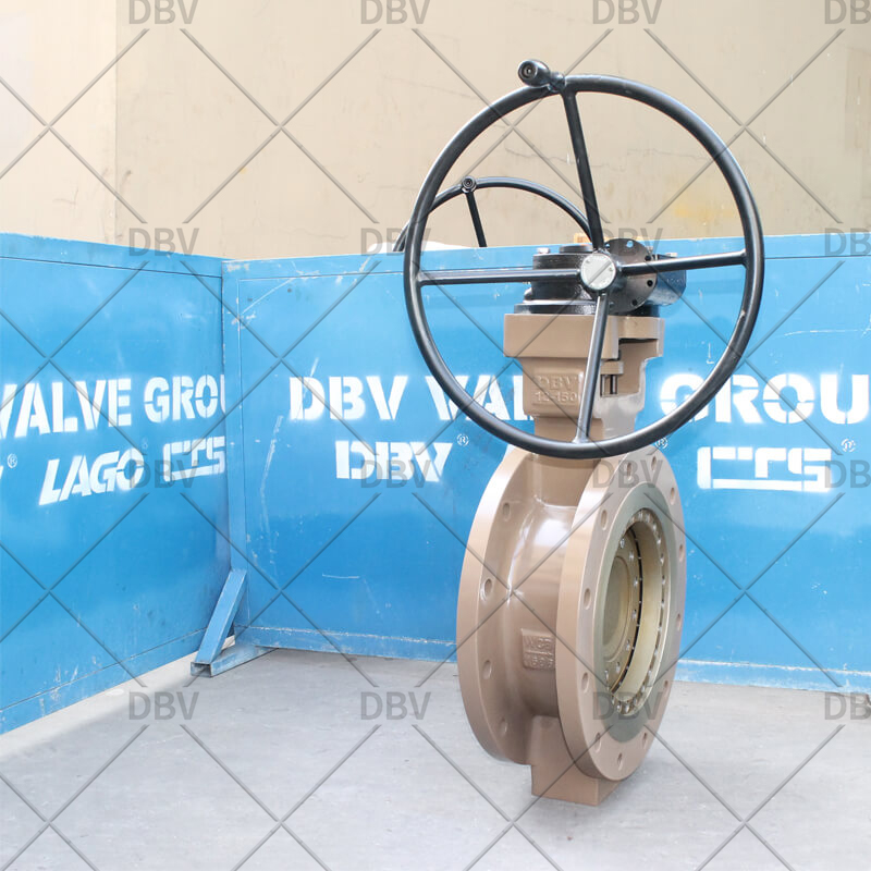 renewable metal to metal butterfly valve factory