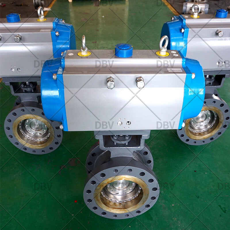 metal to metal butterfly valve supplier