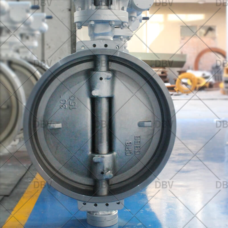 wafer type butterfly valve factory