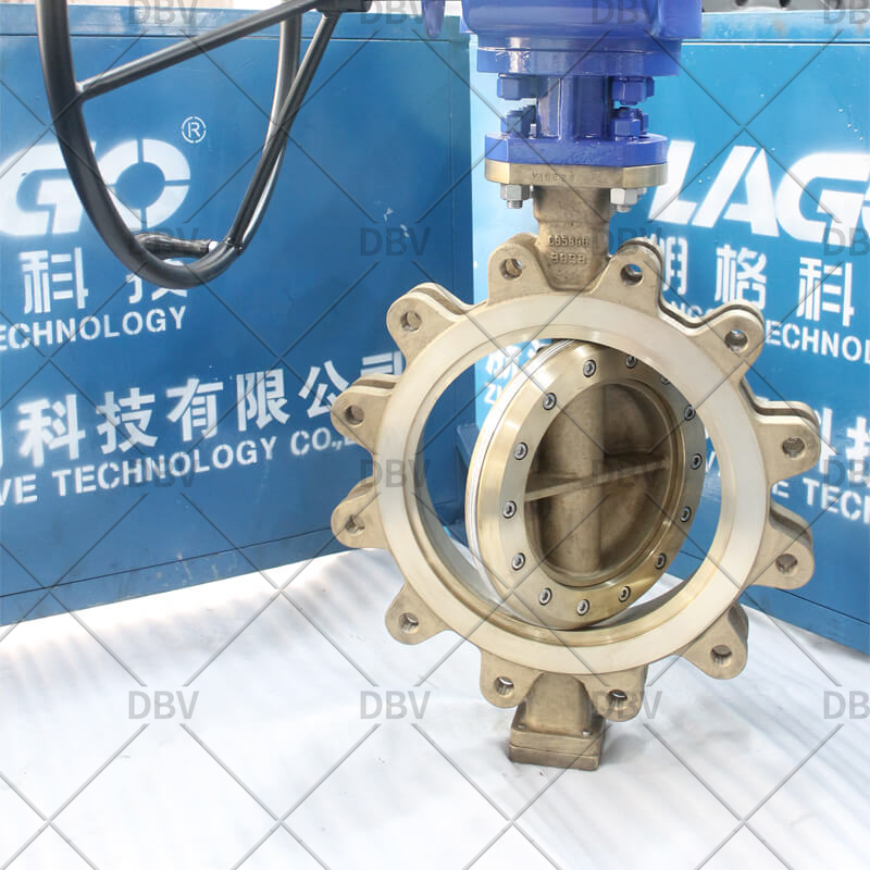 Lug triple offset Butterfly Valve supplier
