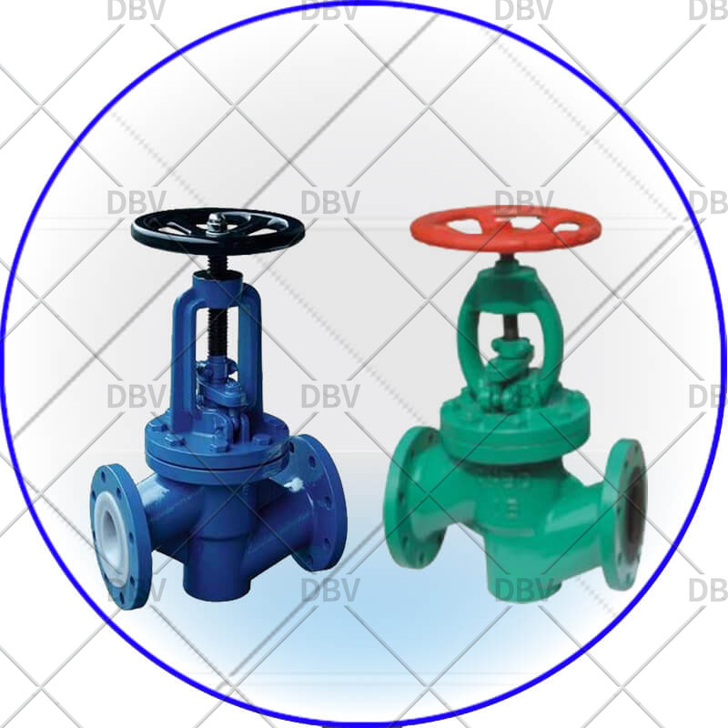 Soft Seated Globe Valve