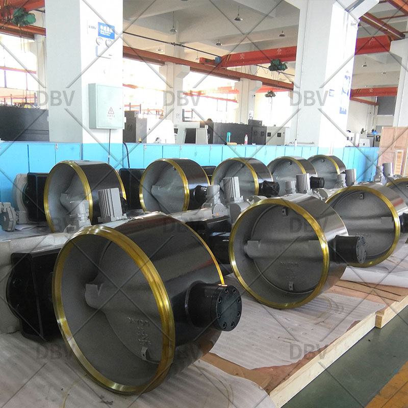 Metal to metal butterfly valve manufacturer