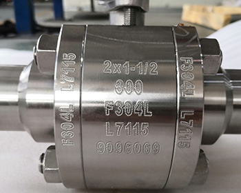 floating ball valve manufacturer in China with good quality