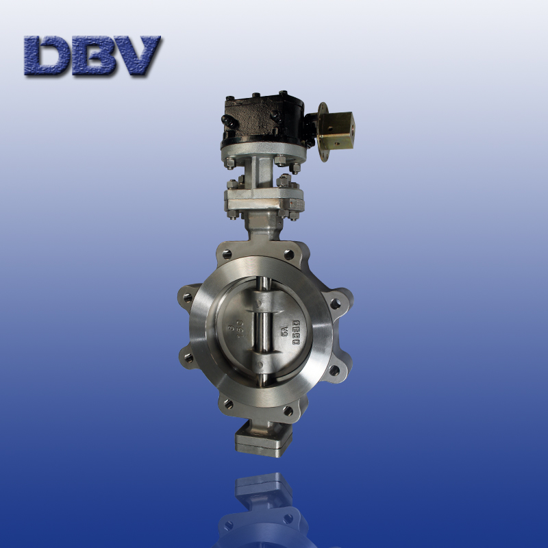 Worm Gear 5A CL150 Butterfly Valves