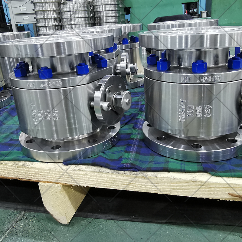 Good quality trunnion mounted ball valve manufacturer in China