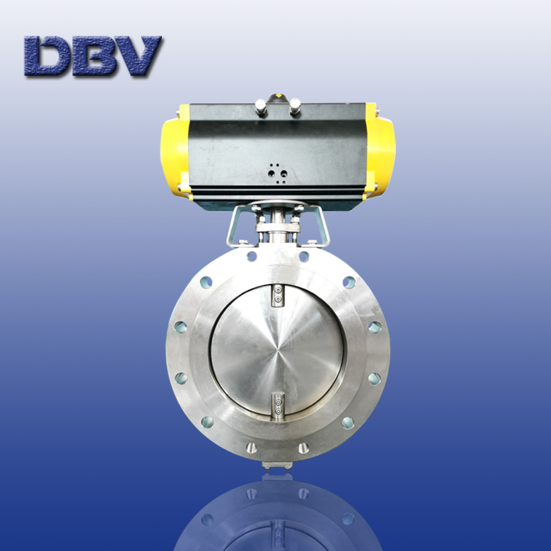 Aeration Butterfly Valves